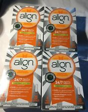 Align Probiotic Supplement 112 Capsules 24/7 Digestive System Support Exp 9/2018