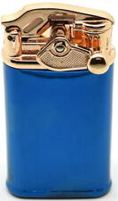 Harrison and Simmonds Cigar and Cigarette Lighter in Metallic Blue Finish (L1MB)