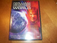 HOW WILLIAM SHATNER CHANGED THE WORLD Star Trek Star Discovery Channel DVD NEW