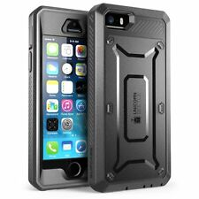 iPhone 5S Case, SUPCASE [Heavy Duty Belt Clip Holster] Apple iPhone 5S Case with