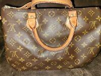 Authentic Louis Vuitton Speedy 30 - Pre-loved