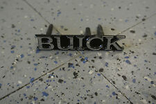 1986-87 Buick Regal Grand National BUICK Grille Emblem 25526879