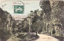 CREMIEU gorge de tortu timbrée 1907
