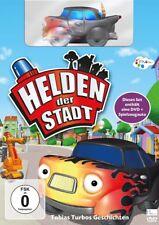 HELDEN DER STADT - HELDEN DER STADT-TOBIAS TURBO (INKL.TOYCAR ROD)  DVD NEU