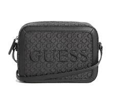 Guess Donohue Camera Bag/Crossbody Black