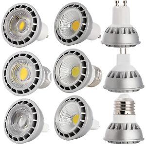 GU10 MR16 E27 15W Dimmable LED Spot Lights Bulbs High Power White Lamp Bright