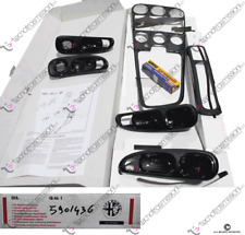 Kit Abbellimento In Carbonio Alfa Romeo 156 Cod. Art. 5901436