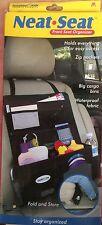 Sunshine Kids Neat Seat car seat back organiser - NEW, boxed (lowest eBay price)