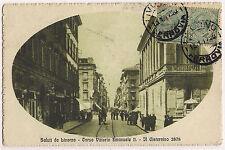 1915 - Livorno - C.so Vitt. Eman. II - Il Cisternino 2878