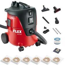 Flex Staubsauger Industriesauger VC 21 L MC 405418 inkl. 6 Filtersäcke + Zubehör