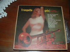 """ORCHESTRA CHAMPS ELYSEES   TROMPETTE GALA """" SPEEDY GONZALES + 7 """"  ITALY'62"""