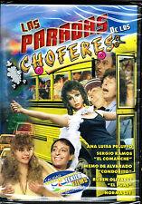 Las Paradas De Los Choferes, BRAND NEW FACTORY SEALED DVD (2006, Tekila)
