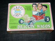 1974 Palmer Hobbies Paramount HAPPY DAYS DRAGGIN' WAGON Mint Sealed Never Opened