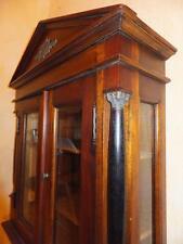 VITRINE GLAS SCHRANK CABINET SHOWCASE Barock Rokoko Empire Louis XV XVI antik an