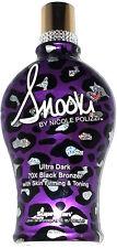 Snooki Ultra Dark 70X Black Bronzer Skin Firming Tanning Bed Lotion by Supre