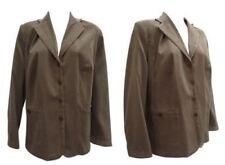 Autres vestes/blousons verts en polyester pour femme