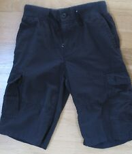 URBAN PIPELINE -  BOYS - BLACK CARGO Shorts - SIZE S