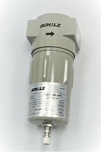 SCHULZ AIR DRYER/COMPRESSOR WATER SEPARATOR | 1/2 INCH - 007.0261-NPT