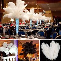 20X Ostrich Feathers Plume Centerpiece Wedding Party Table Decorations 30cm-35cm