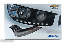 DRL DAYTIME RUNNING LIGHTS FIT CHEVROLET SONIC AVEO SEDAN HATCHBACK 2012 GENUINE