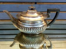 Antique Silverplate Tea Pots