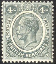 Honduras (Until 1973) Single Stamps