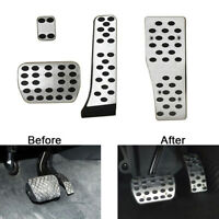 Set Alloy Car Pedal Covers Fit for Mercedes Benz A E C S GLK CLK  W203 W204 W212