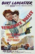 VENGEANCE VALLEY 1951 Western Movie Film PC iPhone INSTANT WATCH