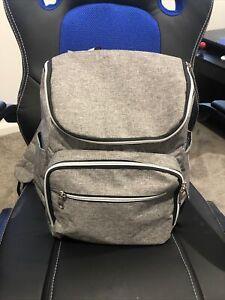 Nappy Bag Backpack USB Charging Port