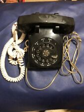 Vintage 1952 General Electric Bell Systems Telephone With Metal Dial