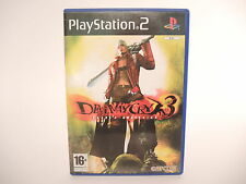 DEVIL MAY CRY 3 DANTE'S AWAKENING complete w box & manual PS2 Playstation 2 PAL