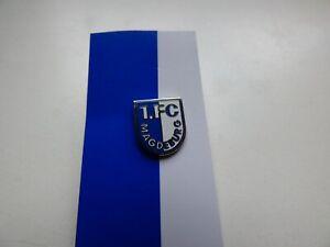 Fußball Pins FC Magdeburg Blau-Weiß