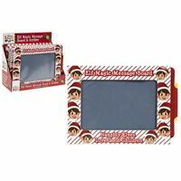 Magic Message Board & Pen Accessory for Elf on the Shelf - Elves Behavin' Badly
