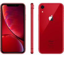 APPLE IPHONE XR 128GB ROSSO 6.1  NUOVO RED GAR 24 MESI SMARTPHONE 128 GB X R