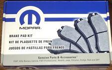 NEW OEM MOPAR Disc Brake Pad Kit 2002-2006 Sprinter Freightliner 2500 3500