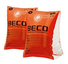 BECO Standard-Schwimmhilfe 1 Paar | Schwimmflügel bis 12 Jahre 15-60 kg NEU+OVP