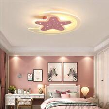 Modern LED Ceiling Lights Living Room Bedroom Kids Room Home Indoor Chandelier