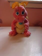 Playskool Dragon Tales Light up Talking Cassie 1999 9913 / 9925 Pre owned works