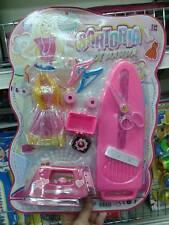 set stilista sartoria modella gioco di qualità giocattolo toy a20 natale