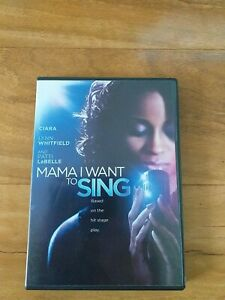 Mama I Want to Sing New DVD