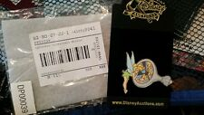 Disney Auctions P.I.N.S. Tinker Bell in Hand Mirror Pin