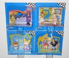 Cartoon Network Set Figures Dexter Johnny Bravo Dastardly Spizzico
