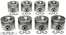 Ford 7.3/7.3L Powerstroke/Power Stroke Pistons+Rings Kit 1994-2005 STD F250