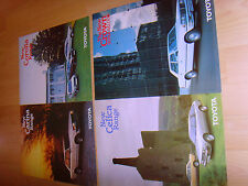 Car brochures 1979 5 Toyota brochures from 1979 Corolla Carina Crown Celica Das