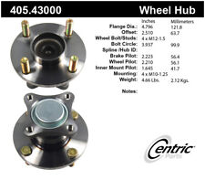 Wheel Bearing and Hub Assembly-Premium Hubs Rear Centric 405.43000