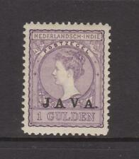 Netherlands Indies - SG 158 - m/m - 1908 - 1g dull lilac - overprinted JAVA