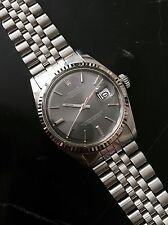 Rolex Polished Wristwatches with Date Indicator