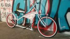 CUSTOM BUILT CRUISER BICYCLE