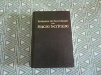 Traduzione del Nuovo Mondo delle sacre scritture - Testimoni di Geova