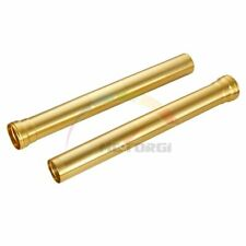Front Fork Pipes For BMW S1000RR 2009-2014 Outer Fork Tubes Gold 2010 2011 12 13
